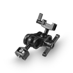 SmallRig Articulating Arm with Screw Ballhead and NATO Clamp Ballhead