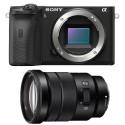 Sony A6600 + Sony 18-105mm - STARO ZA NOVO
