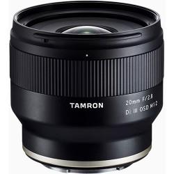 TAMRON 20mm f/2.8 Di III OSD M 1:2 (SONY FE) F053