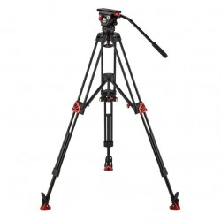 CAMGEAR Elite 8 MS AL tripod kit