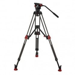 CAMGEAR Elite 8 MS CF tripod kit