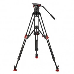 CAMGEAR Elite 12 MS AL tripod kit