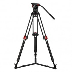 CAMGEAR Elite 12 GS AL tripod kit