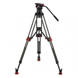 CAMGEAR Elite 12 MS CF tripod kit