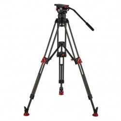 CAMGEAR Elite 15 MS CF tripod kit
