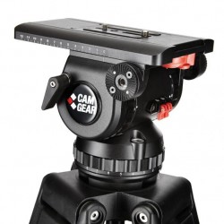 CAMGEAR V25P Fluid video glava