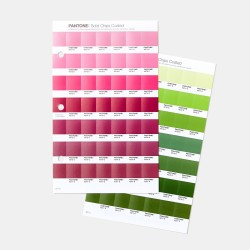 PANTONE Solid Chips Supplement | Coated & Uncoated