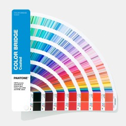 PANTONE Color Bridge Guide Set | Coated & Uncoated