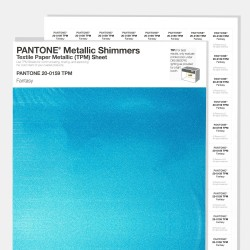 PANTONE Metallic Shimmers Textile Paper
