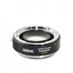 Metabones ALPA to E-mount/NEX (Black Matt)