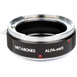 Metabones ALPA to Micro FourThirds adapter