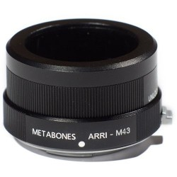 Metabones Arriflex to Micro FourThirds adapter