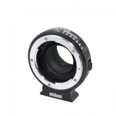 Metabones Nikon G to BMCC Speed Booster