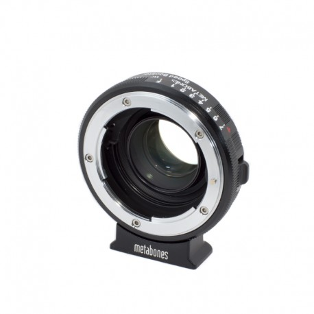 Metabones Nikon G to BMPCC Speed Booster