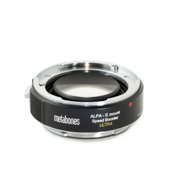 Metabones ALPA to Emount Speed Booster ULTRA 0.71x