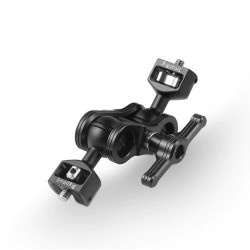SmallRig Articulating Arm with Double Ballheads (1/4'' Screw)