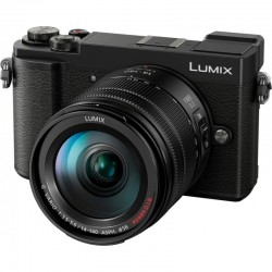 Panasonic GX9 + 14-140 KIT črn