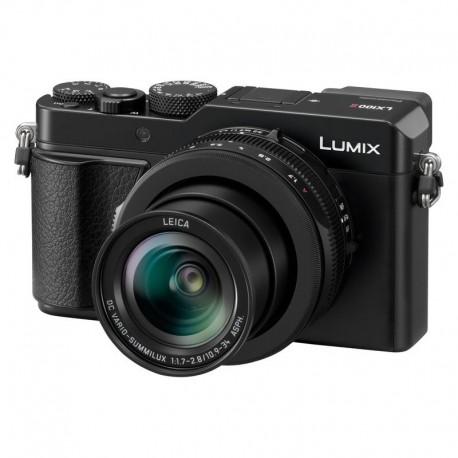 Panasonic LUMIX LX100 II črn