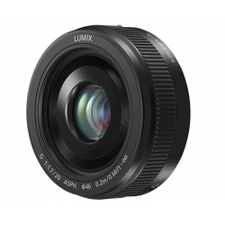 Panasonic Lumix G 20mm f/1,7 II ASPH.