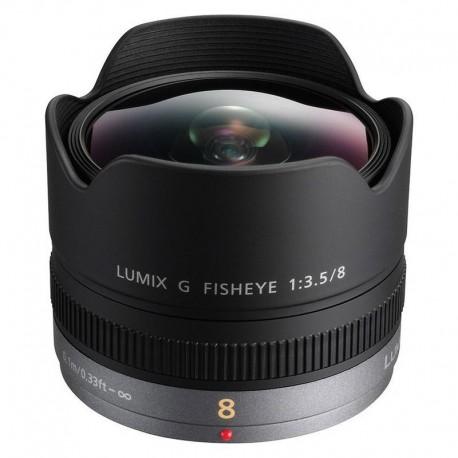 Panasonic G 8mm f/3,5 FISHEYE
