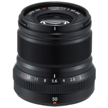 Fujifilm XF50mmF2 R WR