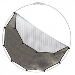 Lastolite HaloCompact prevleka 82cm Sunlite/Soft Silver