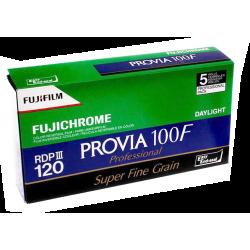 Fujifilm Provia 100 F 120 - 5 DIA filmov