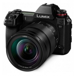Panasonic LUMIX S1 + 24-105mm f/4 + baterija + V-LOG DMW-SFU2GU