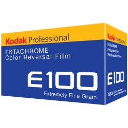 Kodak Ektachrome E100 - 35mm film - 36