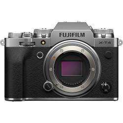 Fujifilm X-T4 ohišje - srebrn