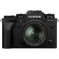 Fujifilm X-T4 črn + 18-55mm f2.8-4 R LM OIS