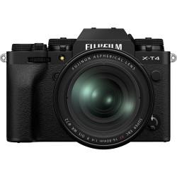 Fujifilm X-T4 črn + 16-80mm F4 R OIS WR