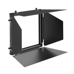 F&V BK4-1 Barndoor Kit 4 Leaf z okvirjem za 1×1 Panels