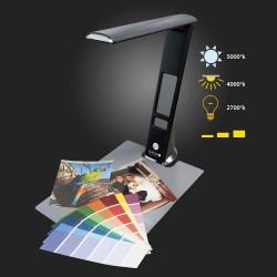 Grafilite 2 LED namizna svetilka za oceno barve