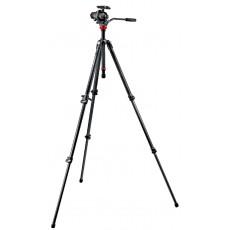 Manfrotto 755CX3-M8Q5 Set: 755CX3, MH055M8-Q5 Foto-Video Kopf