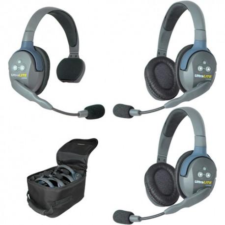 Eartec Ultralite UL3-12 KIT HD