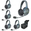Eartec Ultralite UL5 UL5D HD