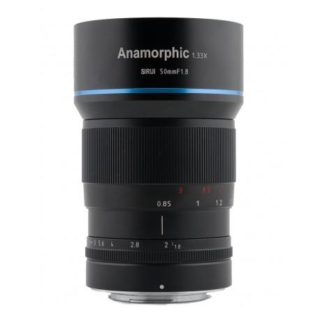 SIRUI 50mm F1.8 Anamorphic 1.33X objektiv