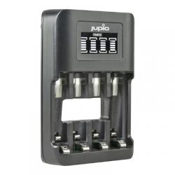 Jupio USB ULTRA FAST polnilec za AA/AAA baterije