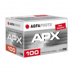 AGFAphoto APX 100 Professional 135-36 črno/beli