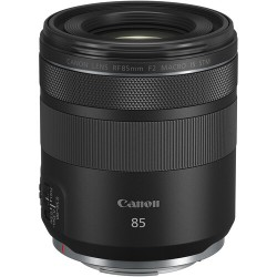 Canon RF 85mm F2 MACRO IS STM objektiv