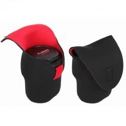 Commlite zaščitna torbica za objektiv