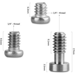 SmallRig 1/4'' - 1/4'' Stud navojni adapter