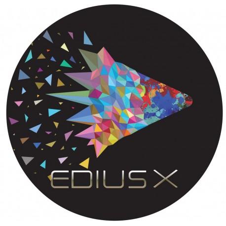 GV Edius X