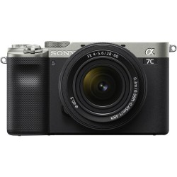 Sony Alpha 7C - BODY - srebrn