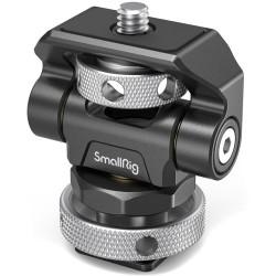 SmallRig Swivel + Tilt Adjustable Monitor Mount with Cold Shoe Mount - 2905