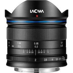Laowa 7,5mm f/2 Lightweight MFT