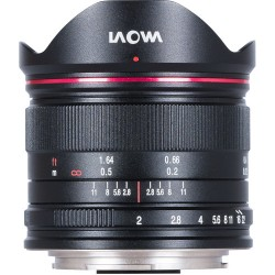 Laowa 9mm f/2.8 Zero-D - MFT