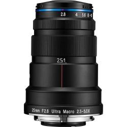 Laowa 25mm f/2.8 2.5-5x Ultra Macro - Canon