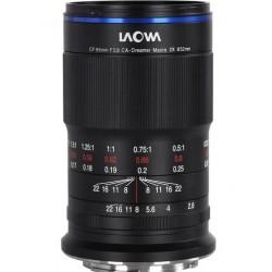 Laowa 65mm f/2.8 2x Ultra Macro APO - Fujifilm X